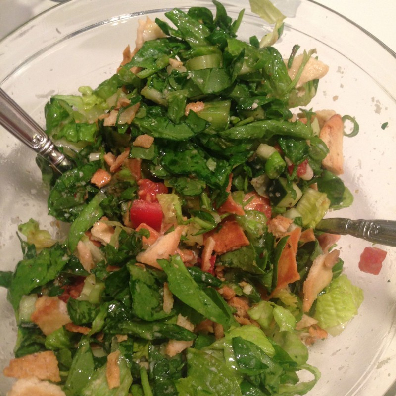 Green Jacket Salad