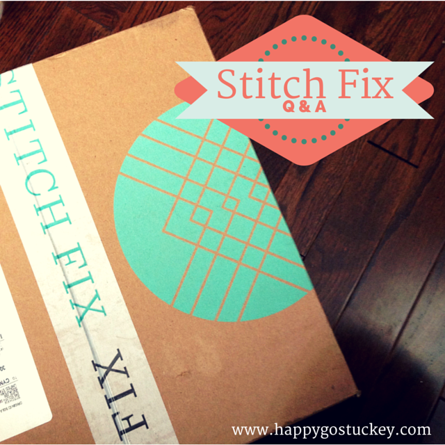 Stitch Fix– What I've learned so far