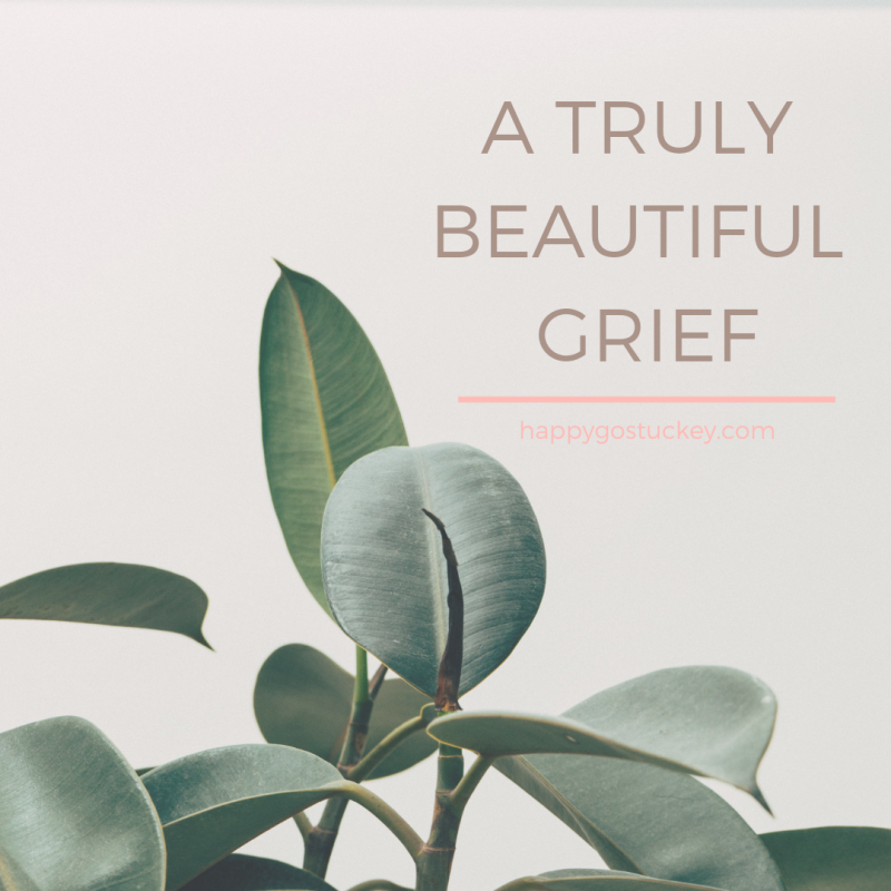 A 'Truly Beautiful' Grief.