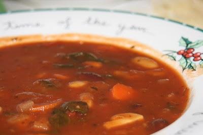 Homemade Marinara Sauce
