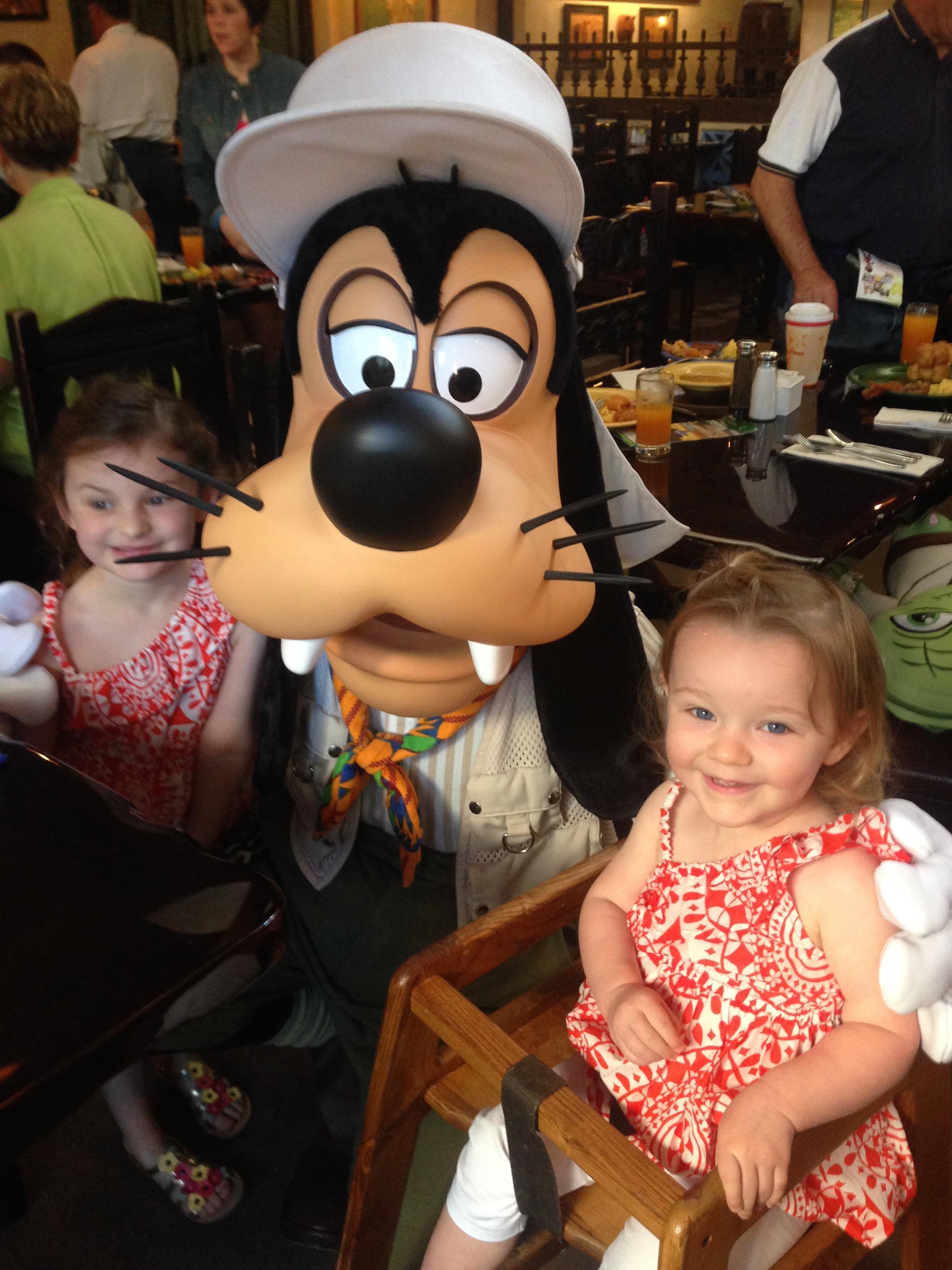 """Goofy-- or as Abby calls him, """"Gooty!"""""""