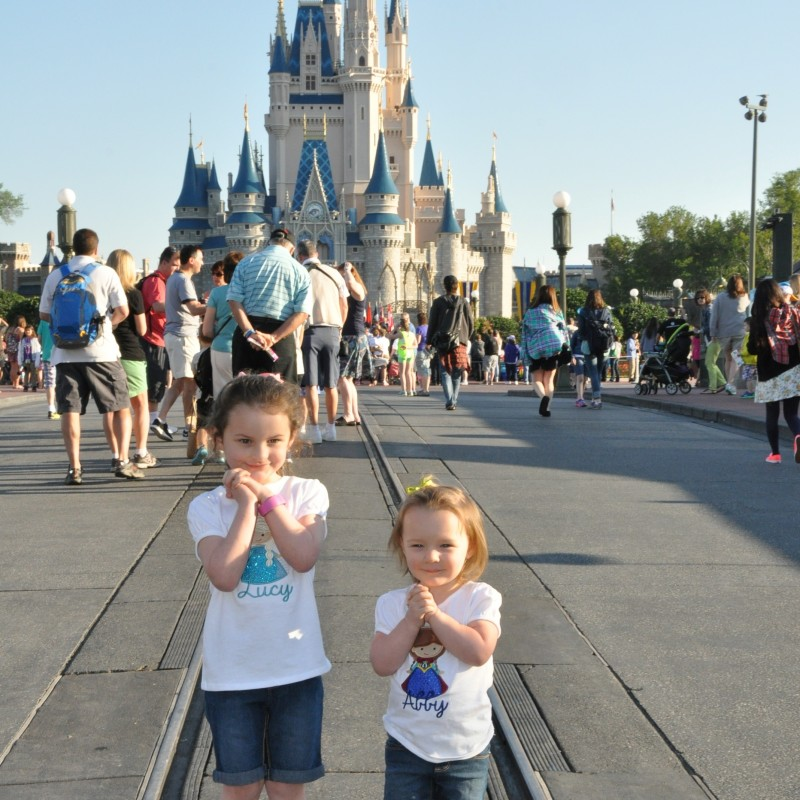 Best. Day. Ever. (Our Magic Kingdom Marathon!)