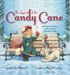 Meaningful Christmas Books: The Legend of the Candy Cane