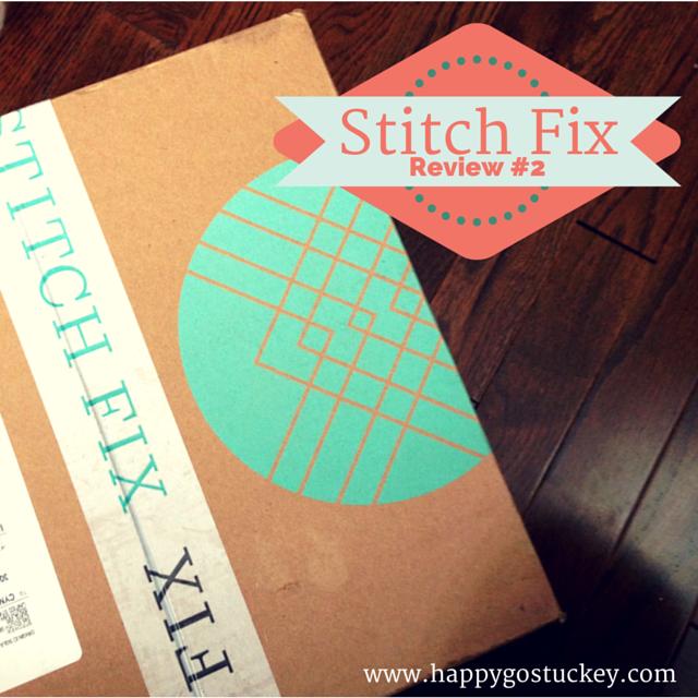 Stitch Fix Review (#2!)