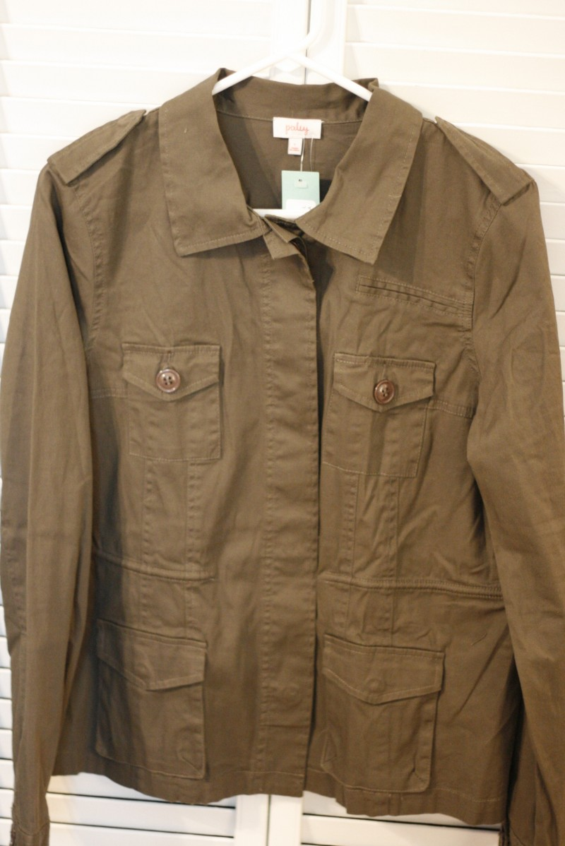 Pixley Judson Utility Jacket