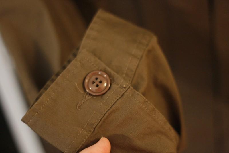 Pixley Judson Utility Jacket detail
