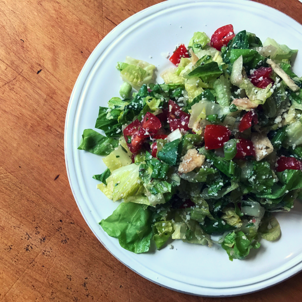 A Tradition Unlike Any Other: Green Jacket Salad